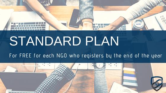 Free plan for NGOs