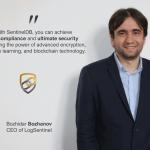 Bozhidar Bozhanov, CEO of LogSentinel