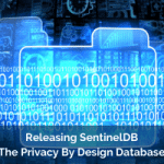 Releasing SentinelDB, the Privacy By Design Database