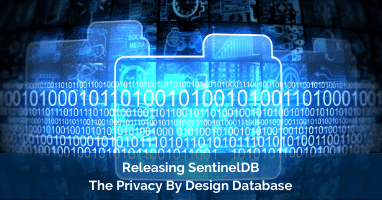 Releasing SentinelDB the Privacy By Design Database