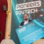 Anton Gerunov at GovTeh Pioneers 2019