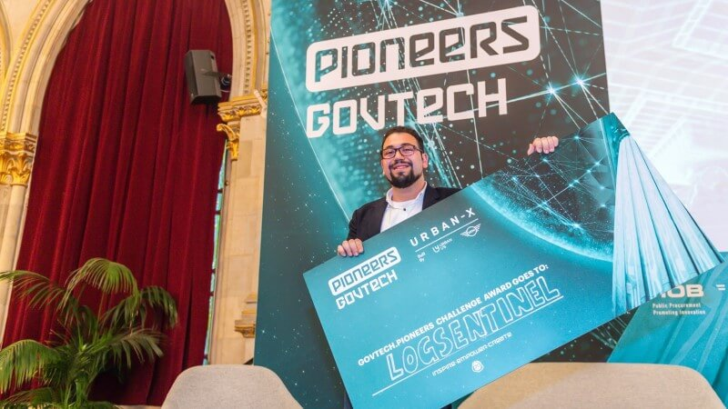 Anton Gerunov at GovTeh Pioneers 2019