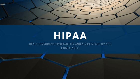 HIPAA technical measures