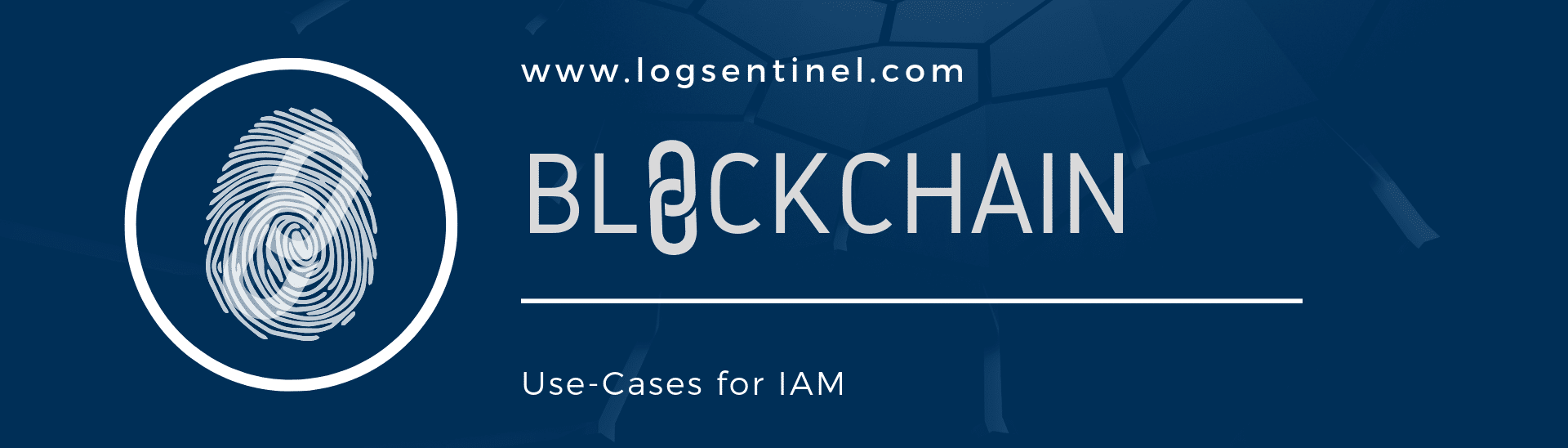 Blockchain use cases for Identity access management