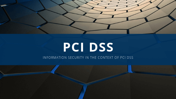 PCI DSS software and IT aspects