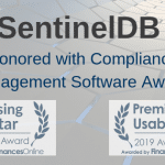 SentinelDB Honored with Compliance Management Software Awards by Premier Directory for Business Software