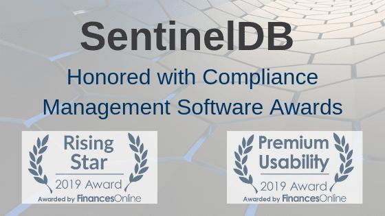 SentinelDB_FinancesOnline_Awards