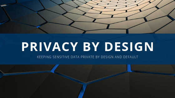 privacy by design articles