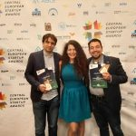 LogSentinel Wins 2 Awards at the Central European Startup Awards Bulgaria 2019