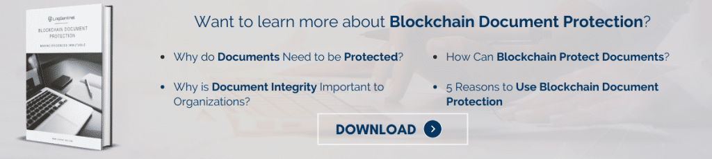 Blockchain Doc Protection Ebook