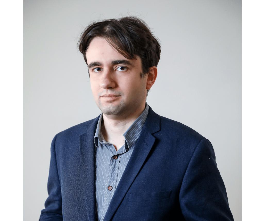 Bozhidar CEO of LogSentinel