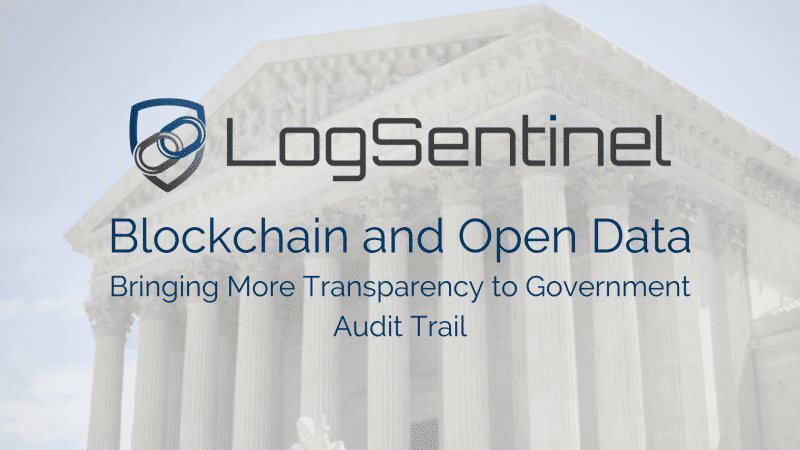 Blockchain-and-Open-data_LogSentinel