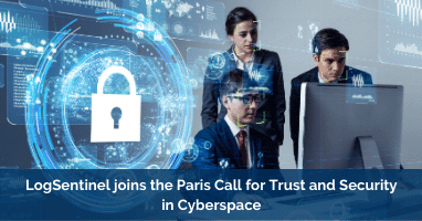 LogSentinel joins the Paris Call for Trust and Security in Cyberspace
