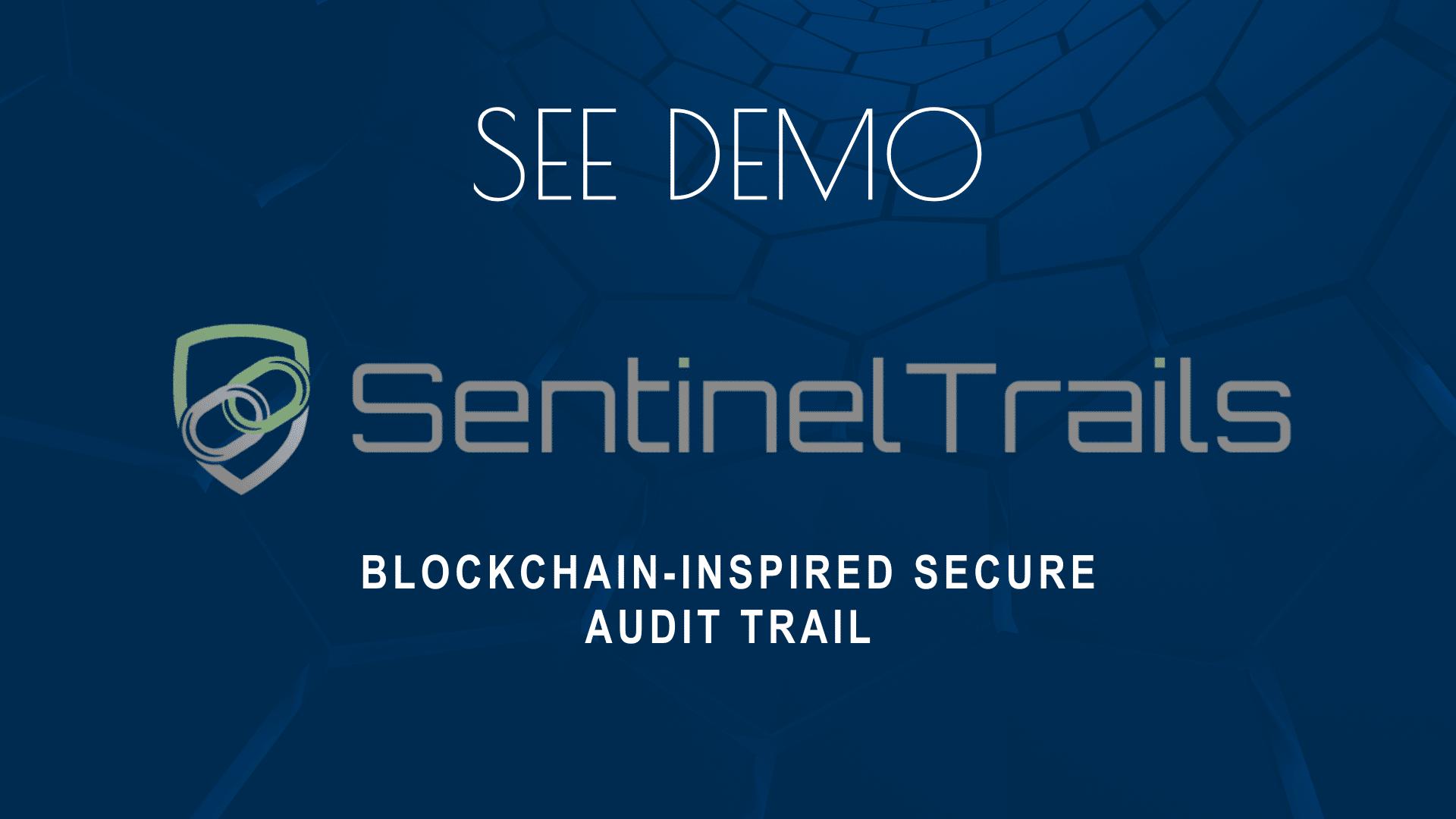 SentinelTrails Demo