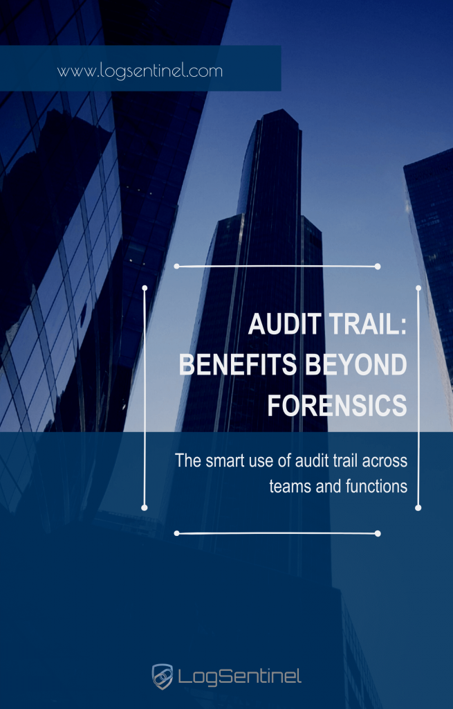 ebook cover- audit trail
