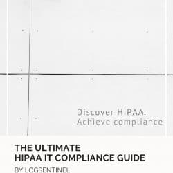 HIPAA IT Guide: E-book coover