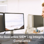 Does Your SIEM Guarantee Log Integrity? And Does It Make You Compliant?