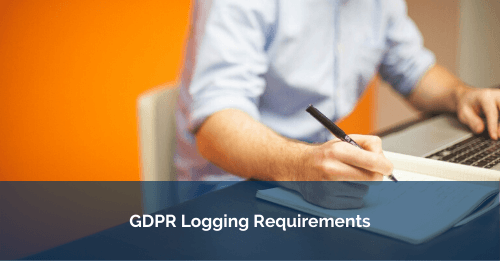 GDPR-logging-requirements
