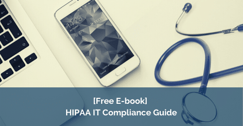 HIPAA IT Compliance free ebook