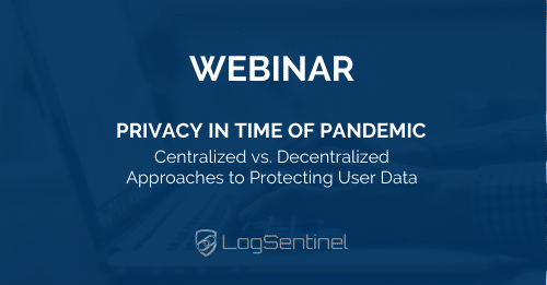 PRIVACY IN TIME OF PANDEMIC