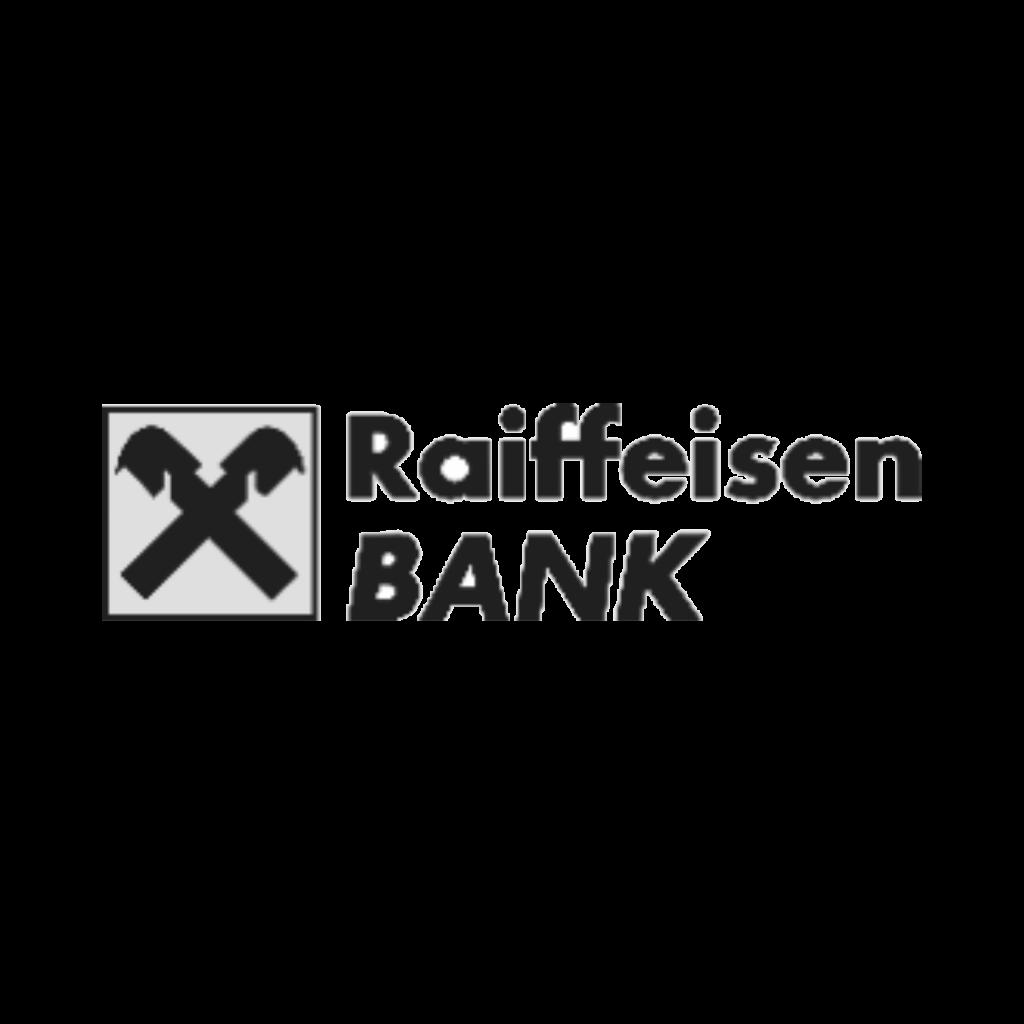 Raiffeisenbank logo - LogSentinel Clients
