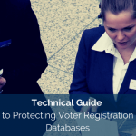 Technical Guide to Protecting Voter Registration Databases