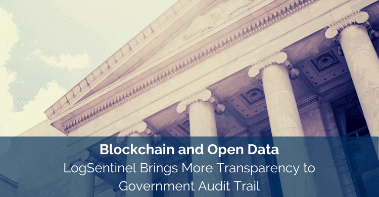Blockchain in Government Registers