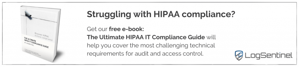 free ebook: HIPAA IT Compliance requirements
