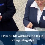 Log Integrity: How SIEMs Address the Issue and Is It Enough?