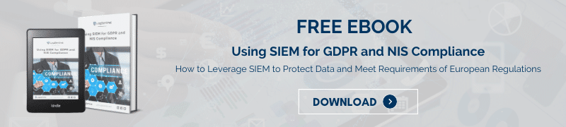 FREE EBOOK Using SIEM for Compliance banner