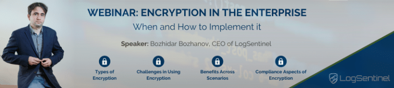 On-demand Webinar Encryption in the Enterprise