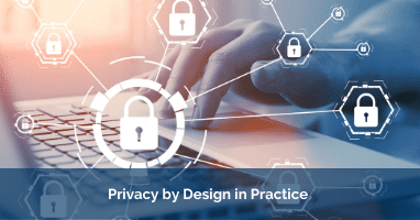 Privacy by Design in Practice Organizational and IT Measures