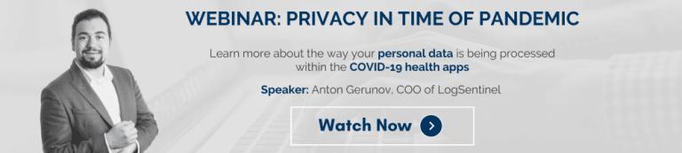 Webinar_Privacy in time of pandemic