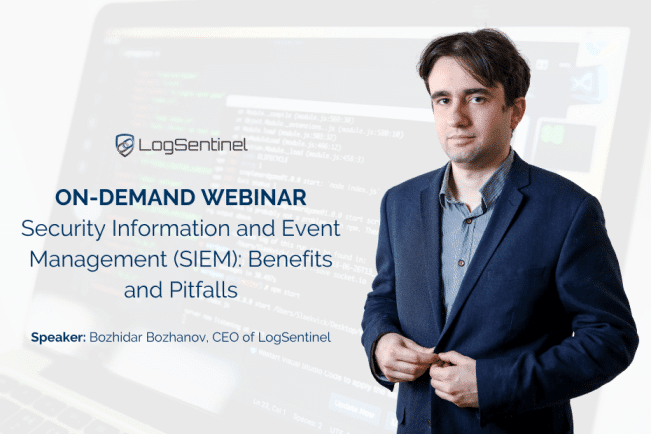 Webinar Security Information and Event Management -Benefits and Pitfalls