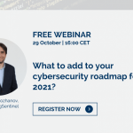 Free Webinar: What to add to your cybersecurity roadmap for 2021?