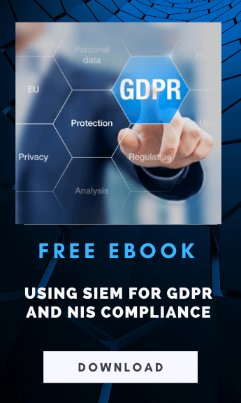 Ebook SIEM for GDPR and NIS