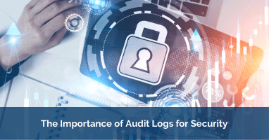 The Importance of Audit Logs for Security