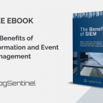 Free Ebook: The Benefits of SIEM