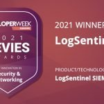Press Release: LogSentinel SIEM Named the Best Security Innovation at the 2021 DEVIES Awards Europe