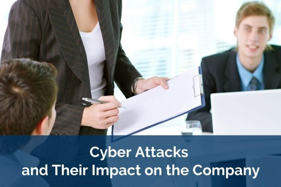cyberattacks and their impact