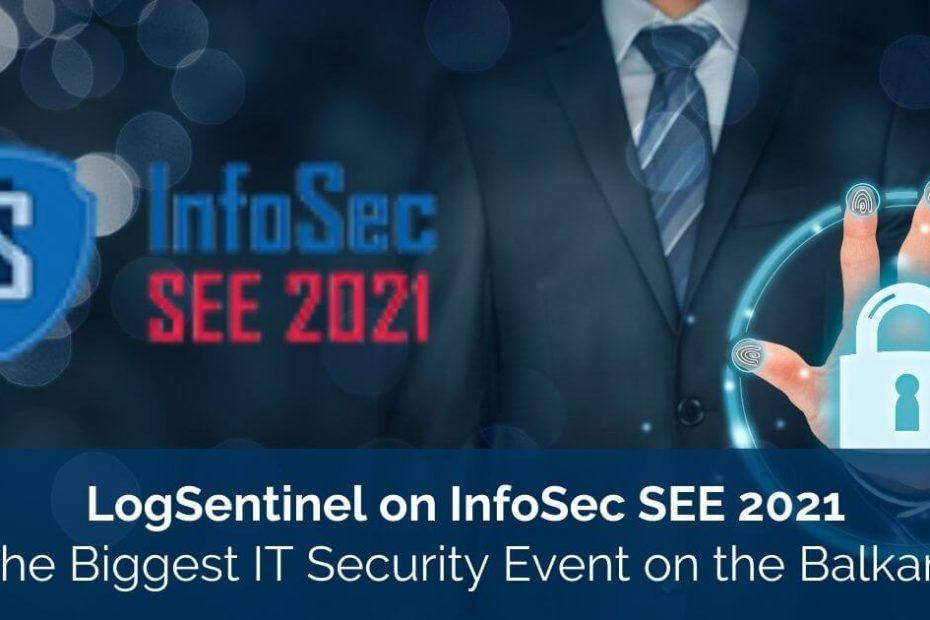 LogSentinel on InfoSec SEE 2021