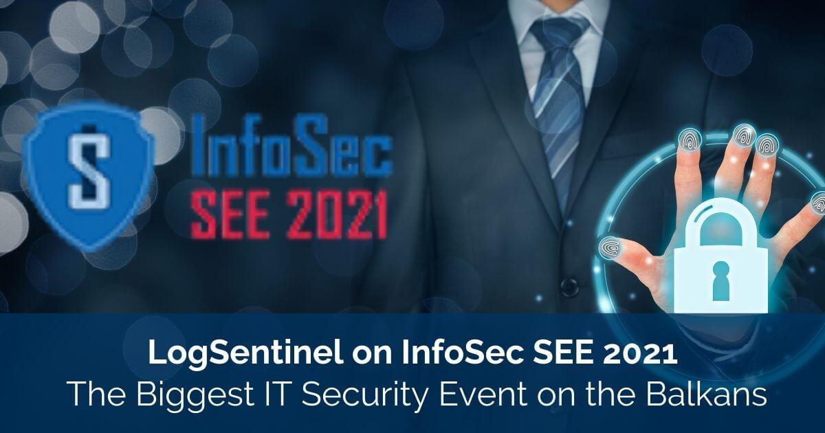 LogSentinel on InfoSec 2021